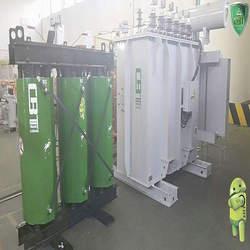 Transformador industrial