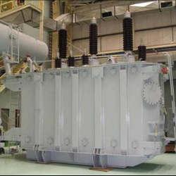 Fábrica de transformadores de potência