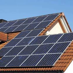 Placas de energia solares