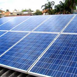 Comprar placa de energia solar industrial