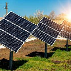 Placas solares industrial