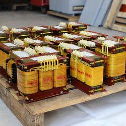 Fábrica de transformadores
