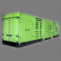 Grupo gerador elétrico